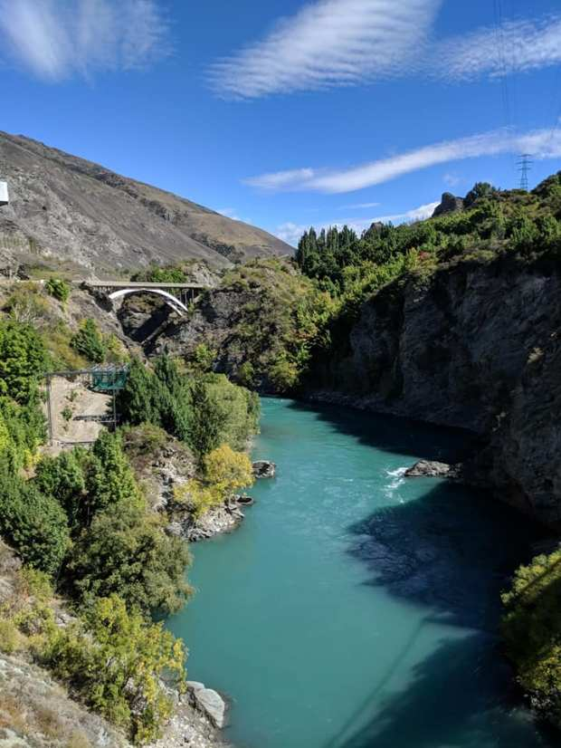 kawarau gorge i think