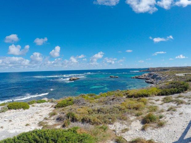 Rottnest Island Coastal Views