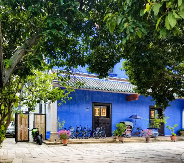 The Blue Mansion Penang