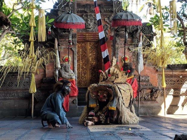 Barong and Rangda Dance