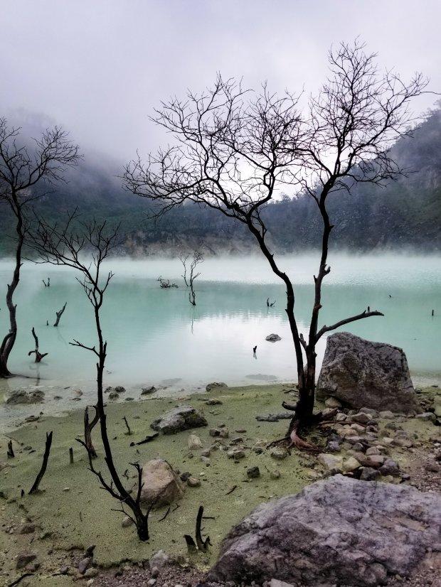 White Lake Kawah Putih
