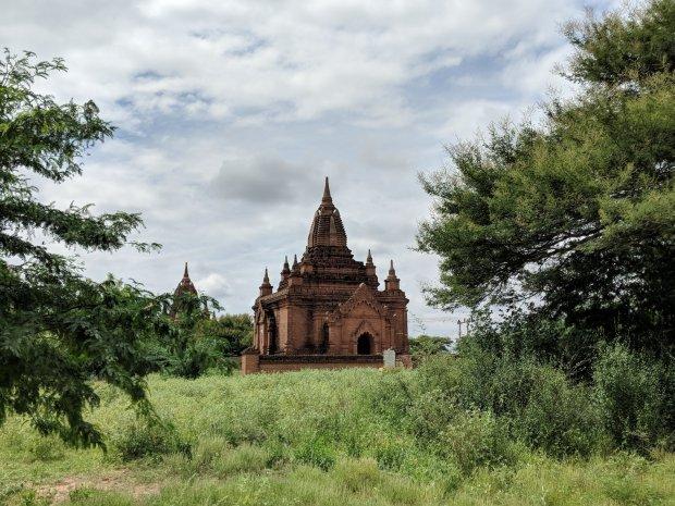 Nathlaung Kyaung Temple, Bagan, Myanmar