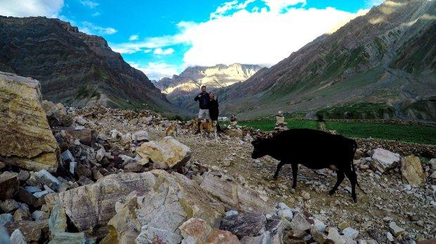 Mudh, Pin Valley, Himachal Pradesh, India