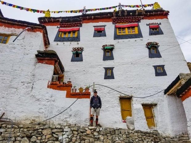 Dhankar Monastery, Spiti Valley, Himachal Pradesh India