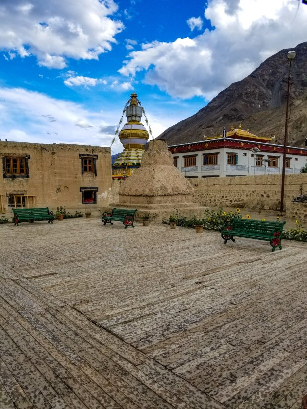 Tabo Monastery, Spiti Valley, Himachal Pradesh India