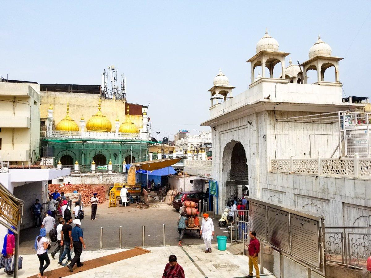 Sheeshganj Gurudwara Sikh temple