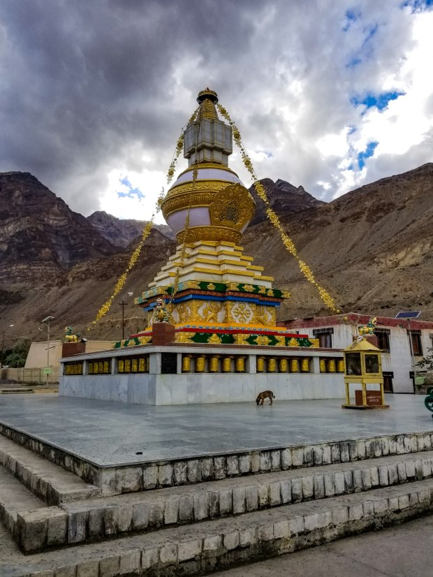 Tabo Monastery, Spiti Valley, Himachal Pradesh India