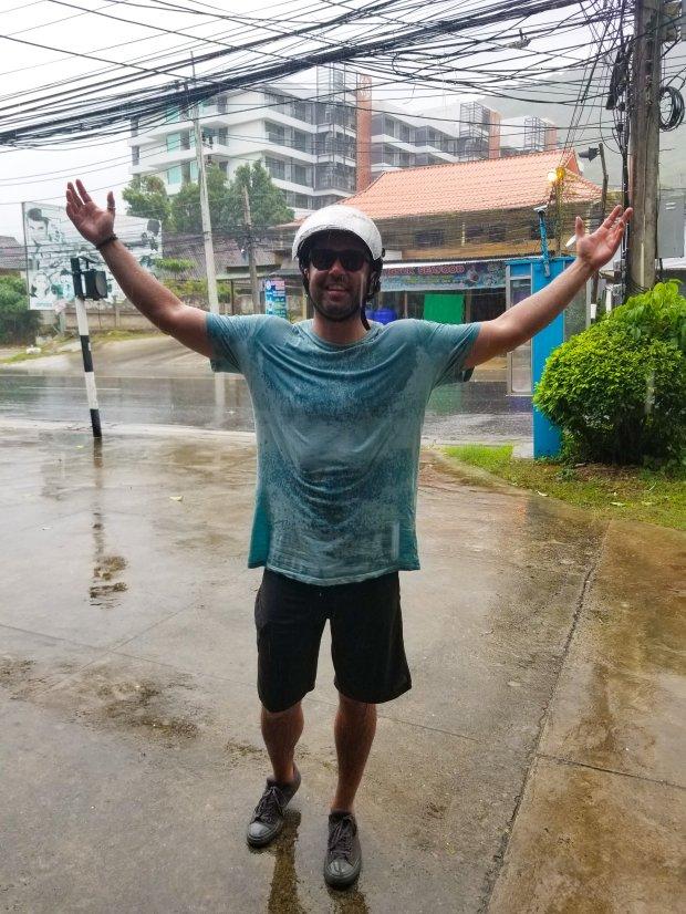 Phuket monsoon
