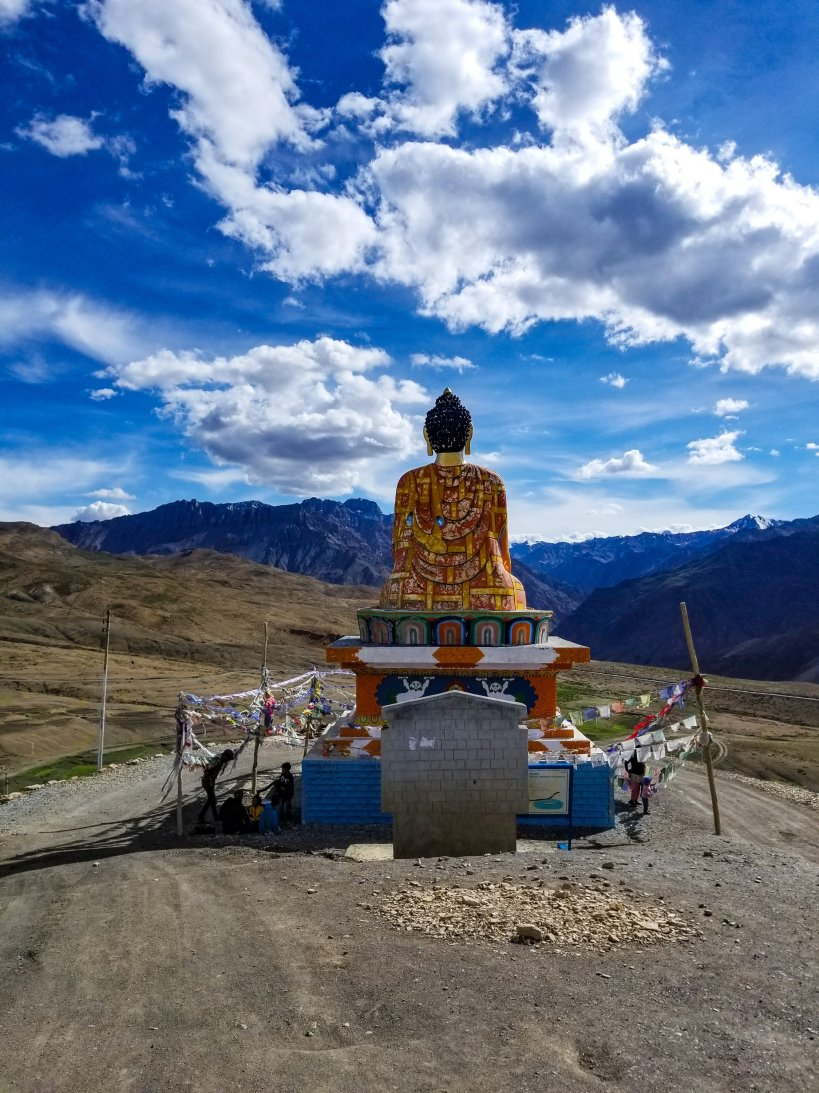 Langza, Spiti Valley, Himachal Pradesh, India