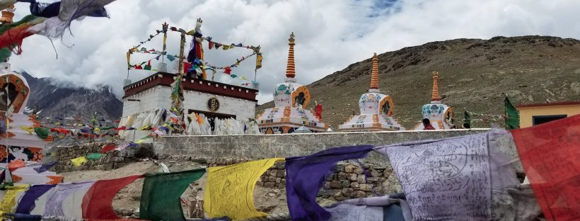 Kunzum La, Spiti Valley, Himachal Pradesh, India