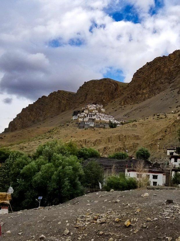 Key Monastery, Spiti Valley, Himachal Pradesh