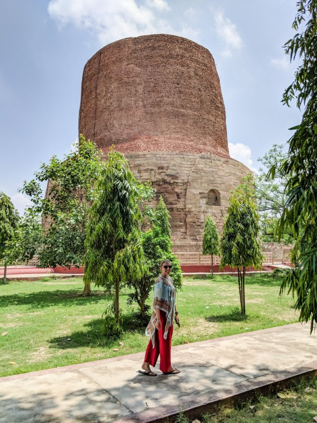 Dhamekh Stupa Sarnath India