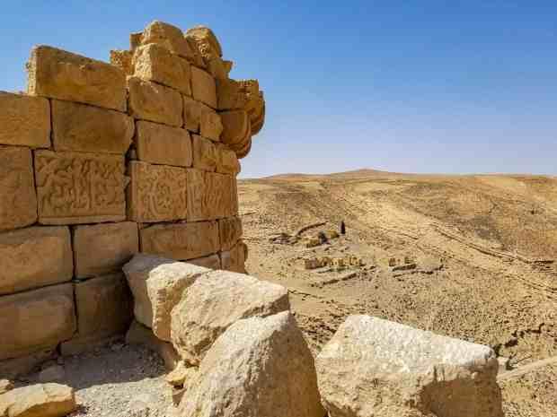 Shoubak Castle Jordan