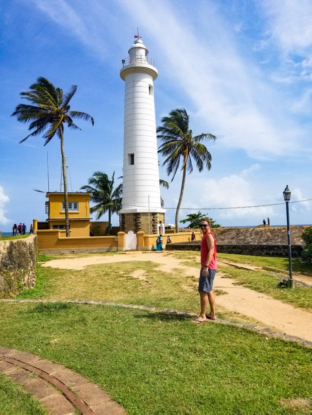 Galle lighthouse sri lanka