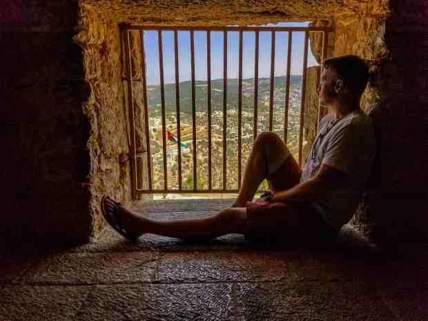 Ajloun Castle Jordan