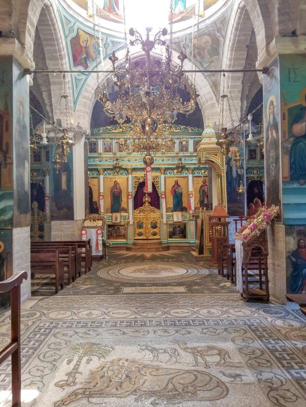 St Gerasimos Monastery Israel