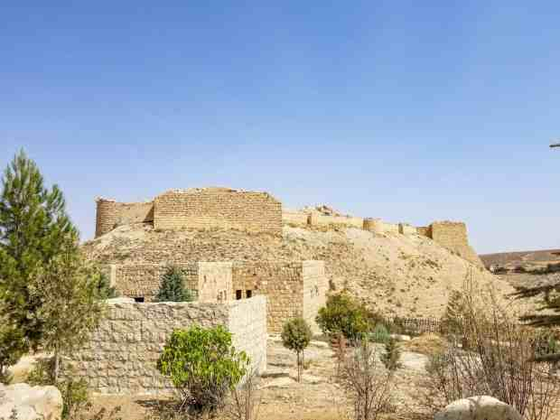 Shoubak Castle Jordan