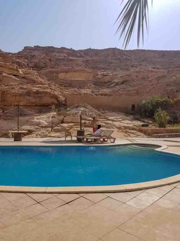 Bait Ali Camp in Wadi Rum Jordan