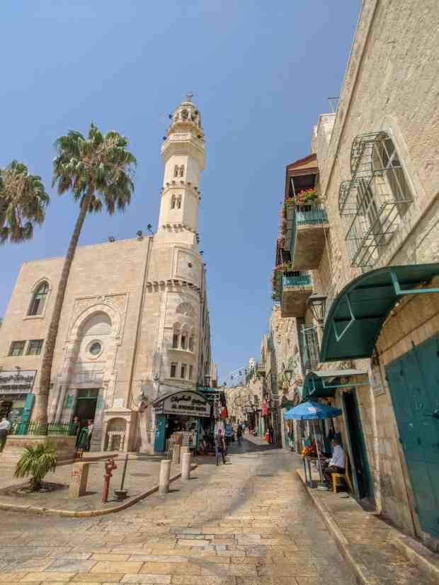 Bethleham Palestine Israel