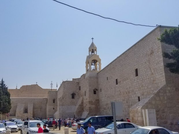 Church of the Nativity Bethleham Palestine Israel