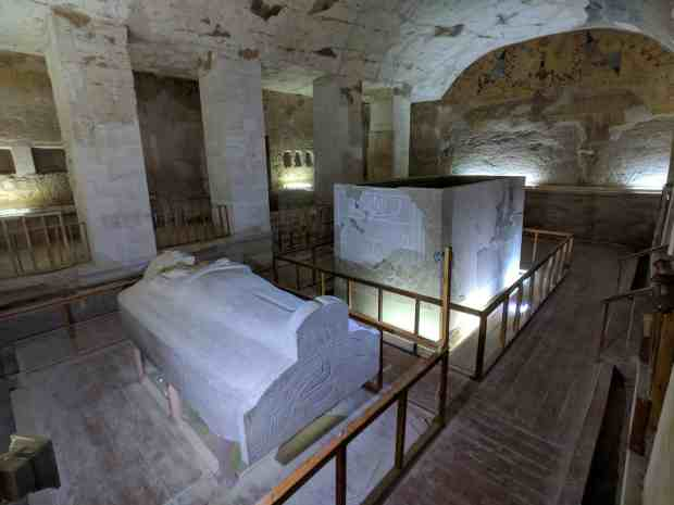 Merenptah Tomb Valley of the Kings Luxor Egypt