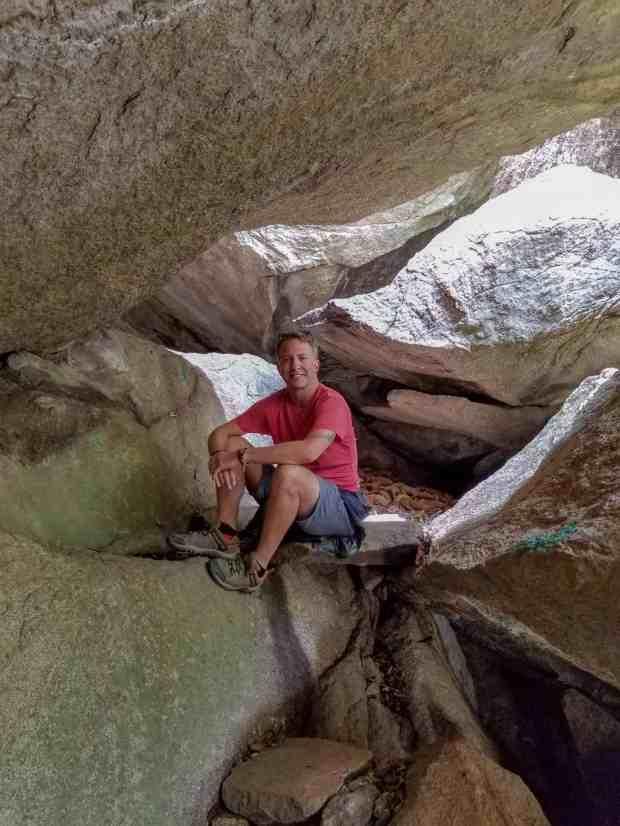 Anja Community Reserve cave Madagascar