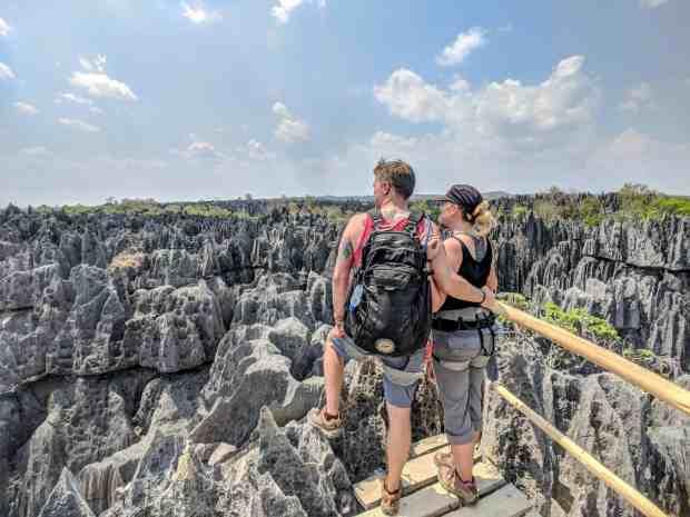 Grand Tsingy Madagascar
