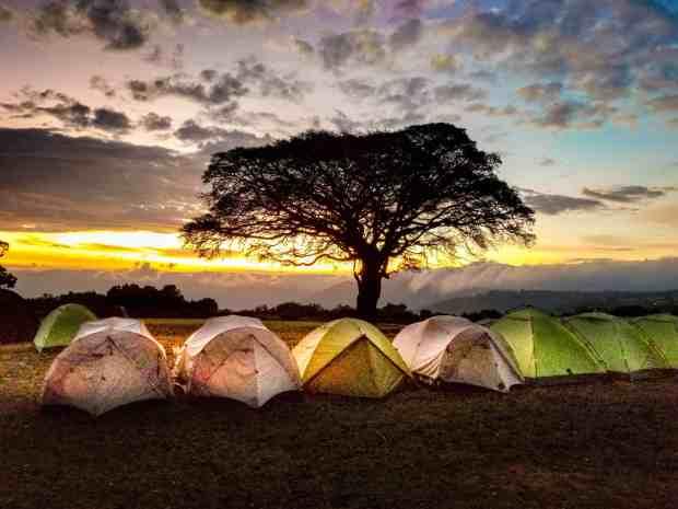 Sunrise Ngorongoro Crater Tanzania