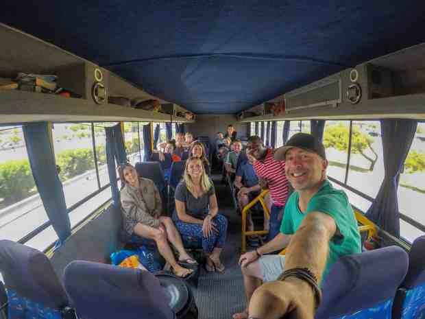 Tucan Travel overland truck