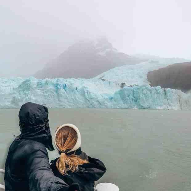 Spegazzini Glacier El Calafate, Argentina Patagonia