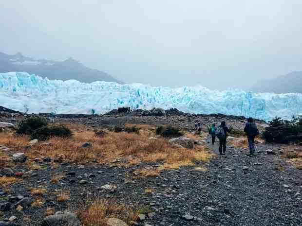 Hielo y Aventura glacier hike el calafate Argentina Patagonia