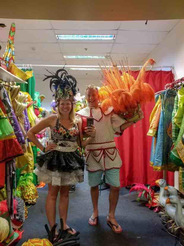Carnaval Experience in Rio de Janeir