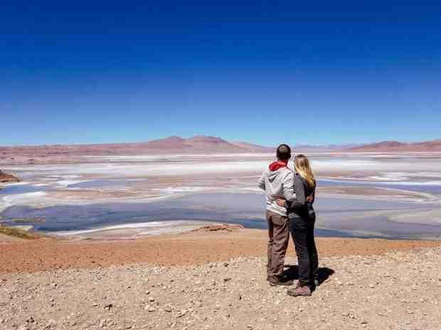 Quisquiro Salt Flat San Pedro de Atacama Chile
