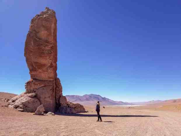 Monjes de la Pacana San Pedro de Atacama Chile