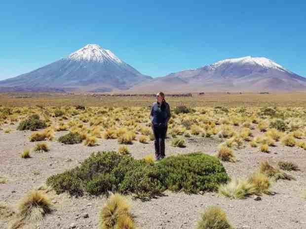 Licancabur Volcano San Pedro de Atacama Chile
