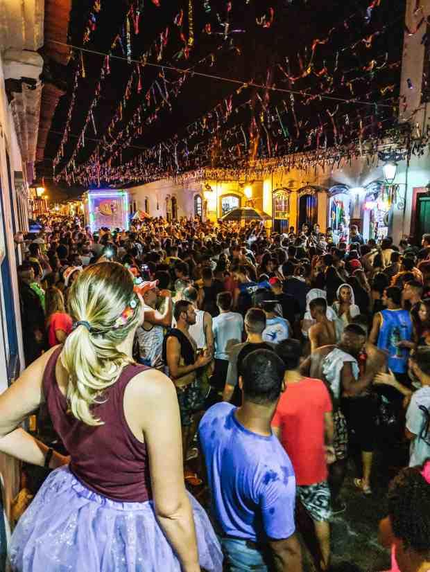 Paraty Carnaval Street Parade